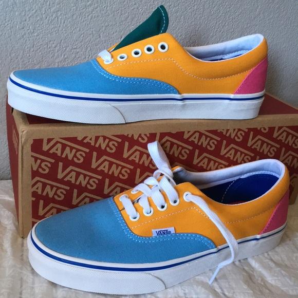 Vans Shoes | Vans Era Canvas Multi